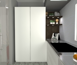 180021 Classic Bathroom LAKD Lattanzi Kitchen Design